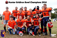 Hunter Bowl - Miners v Bombers