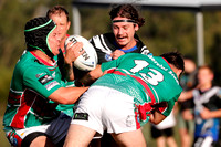 Raymond Terrace Magpies v Clarence Town Cobras