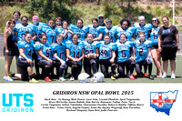 Gridiron NSW Opal Bowl 2015