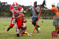 Gridiron Men's - Newcastle Cobras v Wollongong Mustangs Nov15