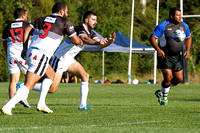 Redfern All Blacks v La Perouse United