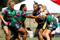SF - Warringah Ratettes v Sydney University